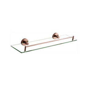 Ideal shelf rose gold